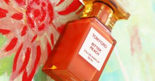 Bitter Peach: Abstract Art in Perfumery