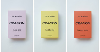 CRA-YON: The White T-Shirt Of Perfumery
