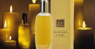 Luxury is Not Money Alone. In Search of an Inner Home; AROMATICS ELIXIR by CLINIQUE