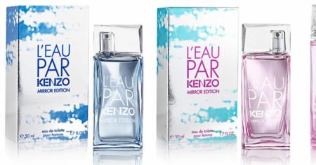 200cdd71366 L Eau par Kenzo Mirror Collection ~ New Fragrances