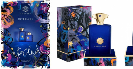 9c49600f8a58d Amouage Interlude ~ Perfumy niszowe