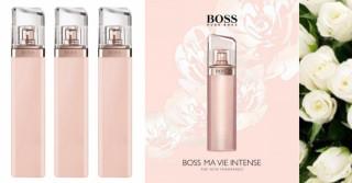 Hugo Boss Boss Ma Vie Pour Femme Intense новые ароматы